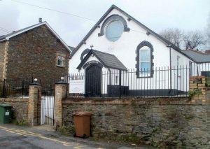 Ebenezer Church building